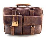 Lederen Van Fiel laptoptas Carvano 094_
