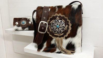 Koeienhuid setje