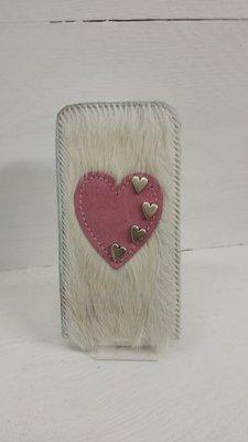koeienhuid telefoonhoesje (smartphones)