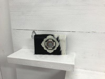 Koeienhuid portemonnee